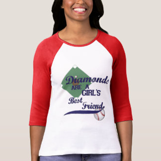 Diamonds Are A Girl's Best Friend Shirt