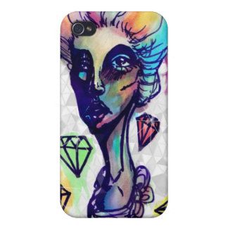 Diamonds are Forever iPhone 4/4S Cover