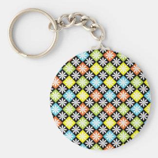 Diamonds Arygle Keychain