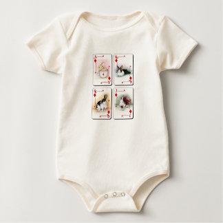 Diamonds! Baby Bodysuit