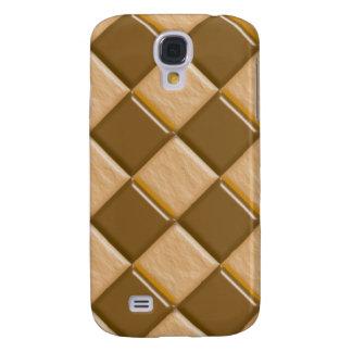 Diamonds - Chocolate Peanut Butter Samsung Galaxy S4 Cover