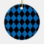 Diamonds Christmas Tree Ornaments