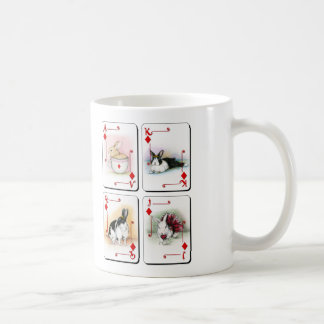 Diamonds! Classic White Coffee Mug