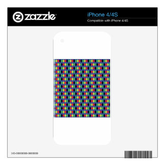Diamonds Decals For The iPhone 4S
