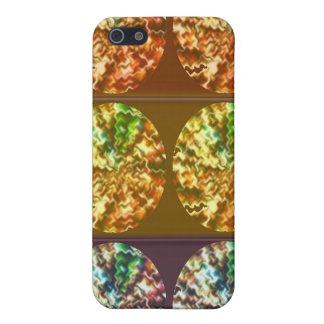 Diamonds Decoration Energy Pattern iPhone 5 Cover