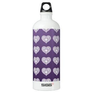 Diamonds Forever Aluminum Water Bottle