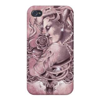 """""""Diamonds"""" iPhone 4 Cover"""
