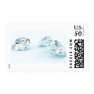 Diamonds-isolated-on-white1587 WHITE DIAMONDS LIGH Postage
