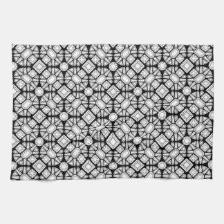 Diamonds Kitchen Towel