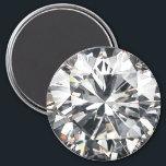 """Diamonds Magnet<br><div class=""""desc"""">Diamonds</div>"""