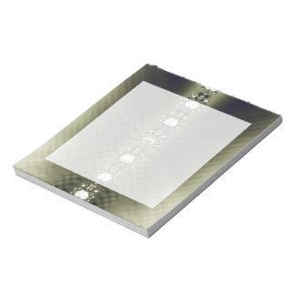 Diamonds Notepad