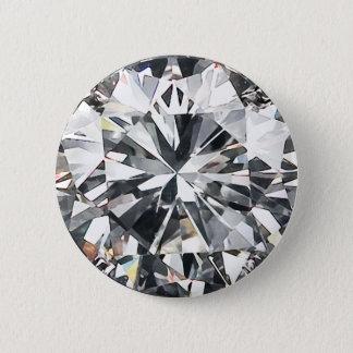 Diamonds Pinback Button