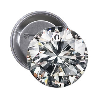Diamonds Pinback Button