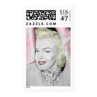 Diamonds Postage Stamp