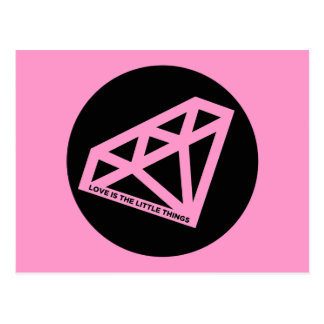 Diamonds Post Card