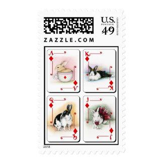 Diamonds! Stamps