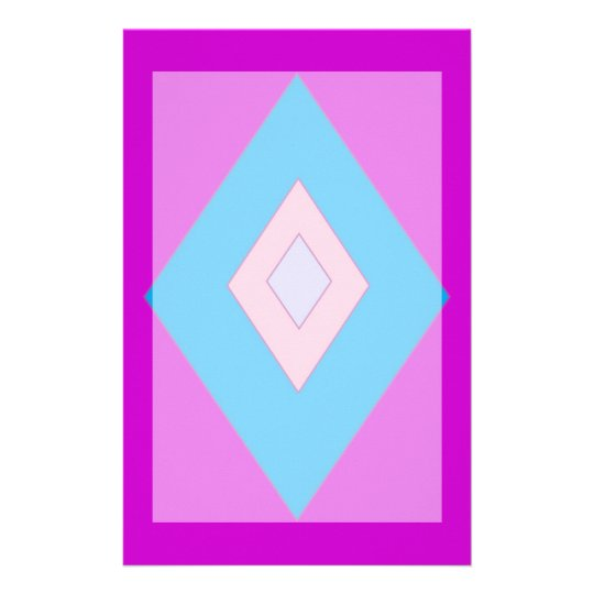 Diamonds Stationery