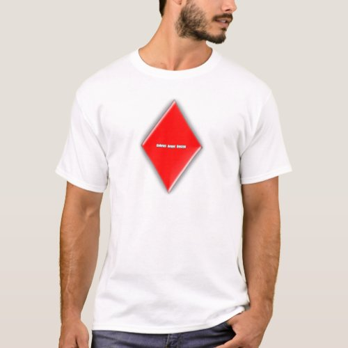Diamonds Suit T_Shirt