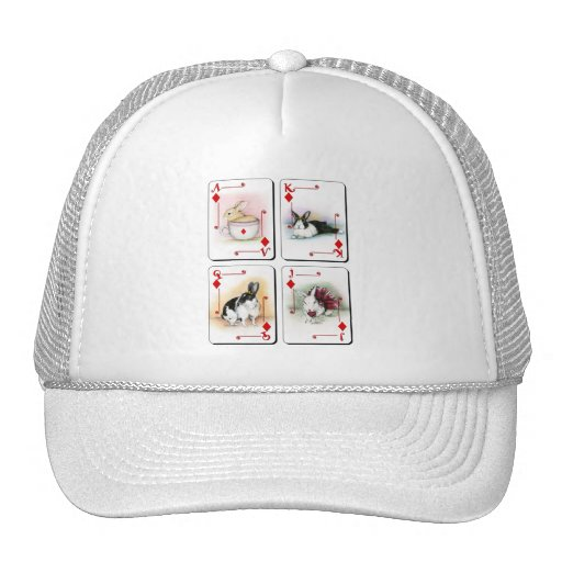 Diamonds! Trucker Hat