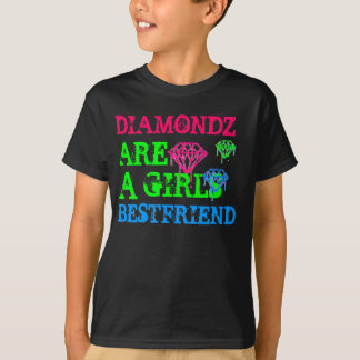 Diamondzz (chicas) playera