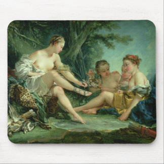 Diana after the Hunt, 1745 Mouse Pad