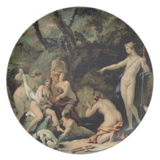 Diana and Callisto Plates