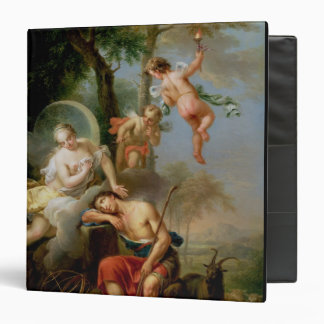 Diana and Endymion 3 Ring Binder