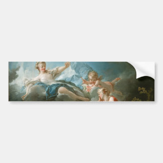 Diana and Endymion By Jean-Honoré Fragonard Bumper Sticker