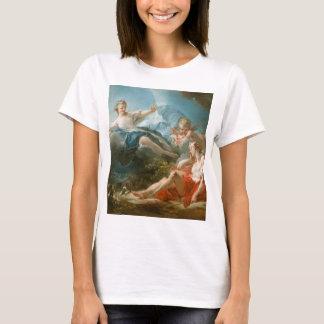 Diana and Endymion By Jean-Honoré Fragonard T-Shirt