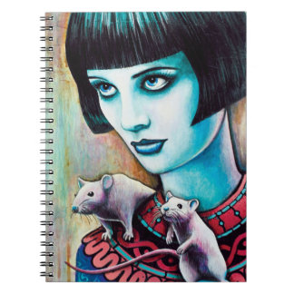 Diana and the Rats Notebook