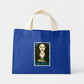 Diana Bolsa Tela Pequeña