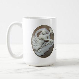 Diana Cameo Poetry mug