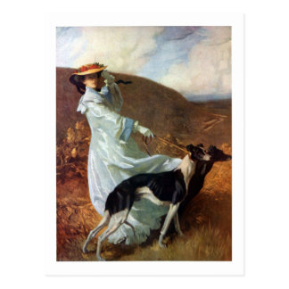 Diana de las altiplanicies postales
