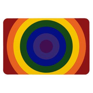 Diana del arco iris iman