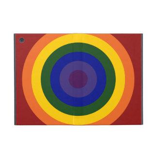 Diana del arco iris iPad mini cárcasas