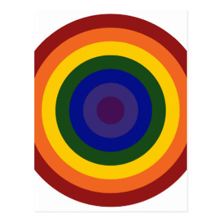 Diana del arco iris postales