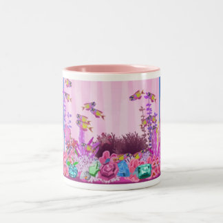 Diana DeVito Aquarium Mug