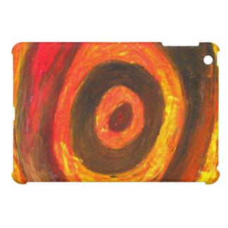 Diana en colores pastel (expresionismo abstracto) iPad mini funda