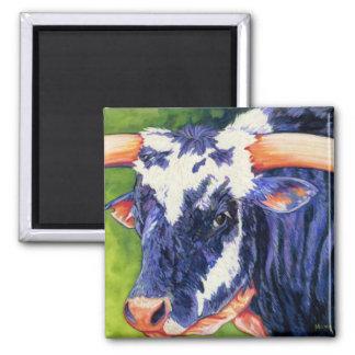 Diana - imán de Bull del rodeo