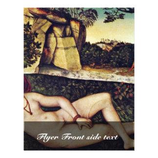 Diana inactiva por Cranach D. Ä. Lucas (la mejor c Tarjetas Publicitarias