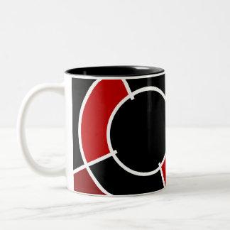 diana marrón tazas de café