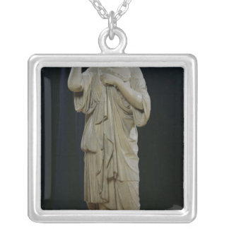 Diana of Gabii Silver Plated Necklace