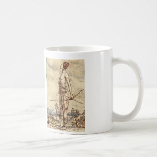 Diana of the Hunt Coffee Mug