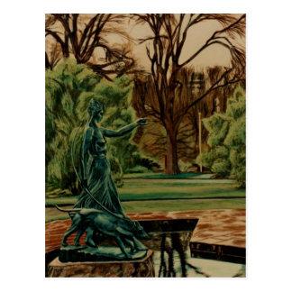 Diana Postcard
