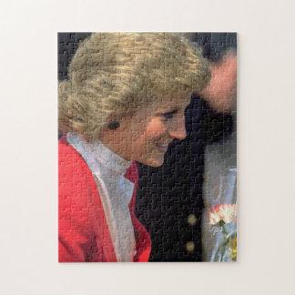 Diana, Princesa de Gales Puzzle Con Fotos