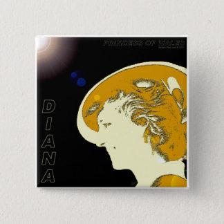 Diana, Princess of Wales Pinback Button