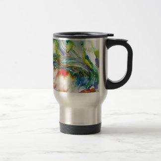 diana,princess of wales - watercolor portrait.1 travel mug