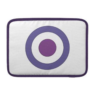 Diana púrpura fundas para macbook air