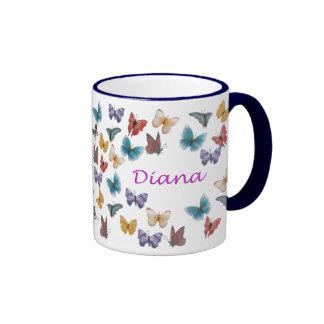 Diana Ringer Mug