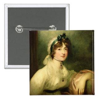 Diana Sturt, later Lady Milner, 1800-05 Button